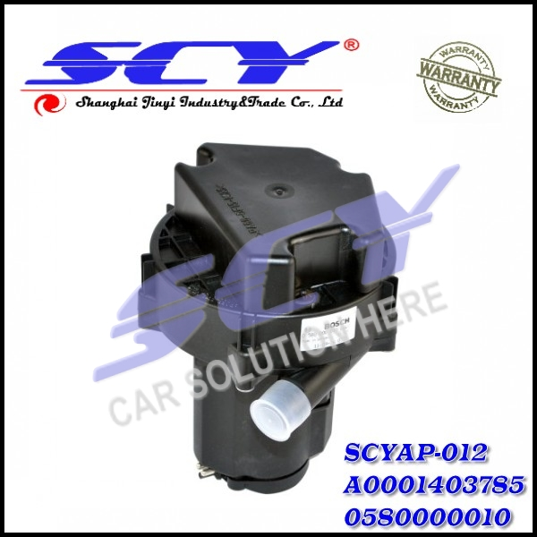 Secondary Injection Air Pump Smog Pump for Mercedes Emission Control A 000 140 37 85 A0001403785 058 000 00 10 0580000010