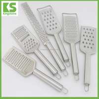 kitchen accessory stainless steel cheese vegetable grater