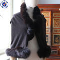 2016 best selling fashionable ladies pure cashmere scarf Rabbit hair shawl yrpc03