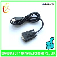 China Customized all types rs232 to micro usb cable assembly