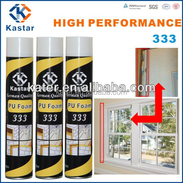 fire retardant spray pu foam