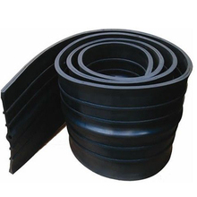 High quality customized hydrophilic rubber concrete pond rubber waterstop
