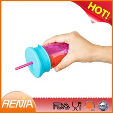 RENJIA latch lid glass jars silicone rubber gaps decorative glass jars and lids