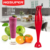 Professional Blending Plastic heavy duty stick blender Customized