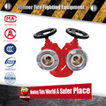 China Twin valve and reduced indoor fire hydrant SNSS65 series