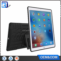 Best Selling 2 in 1 PC+TPU Heavy Duty Hybrid Robot Kickstand Tablet Case For iPad Pro 9.7 Inch Stand Armor Covers Wholesale