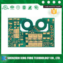 94vo fr4 silver plating pcb manufacturer,FR4 Material Double Sided PCB with OEM Service