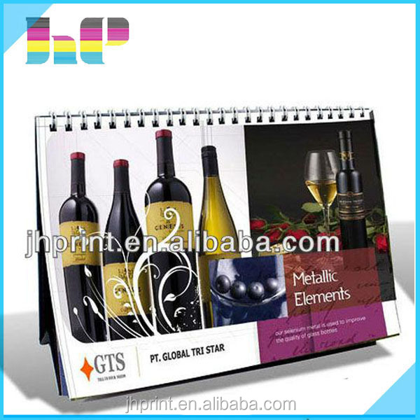 Common price better quality very popular latest cheap calendar printing