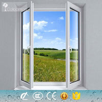 hot sale good quality decorative aluminum window security bars