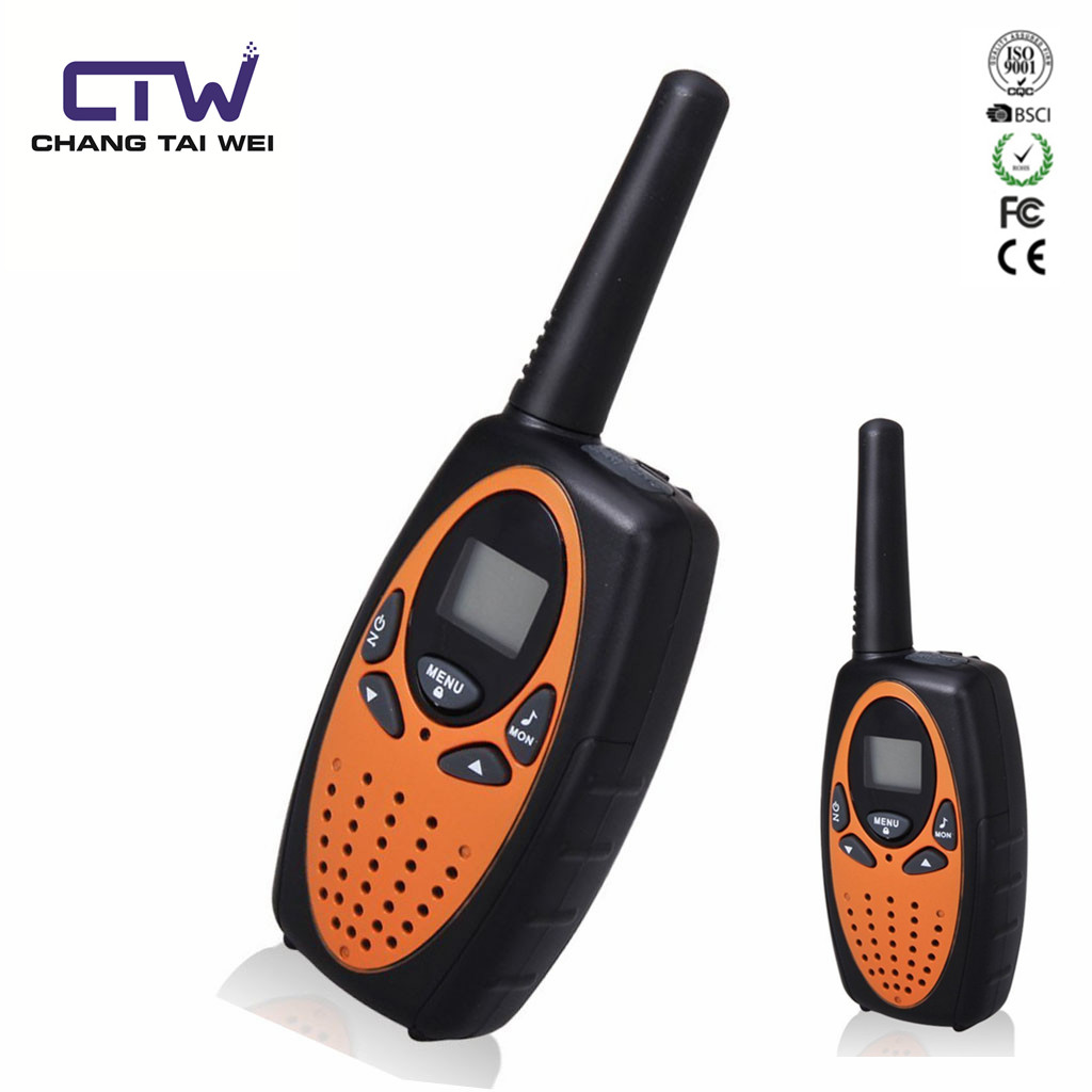 Children long range walkie talkie 5km pmr 446 2 way radios