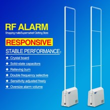 rf scanner security gate for retail security