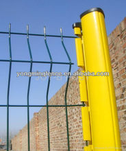 POPULAR peach post safety mesh fence for gardens(direct factory and manufacturer)