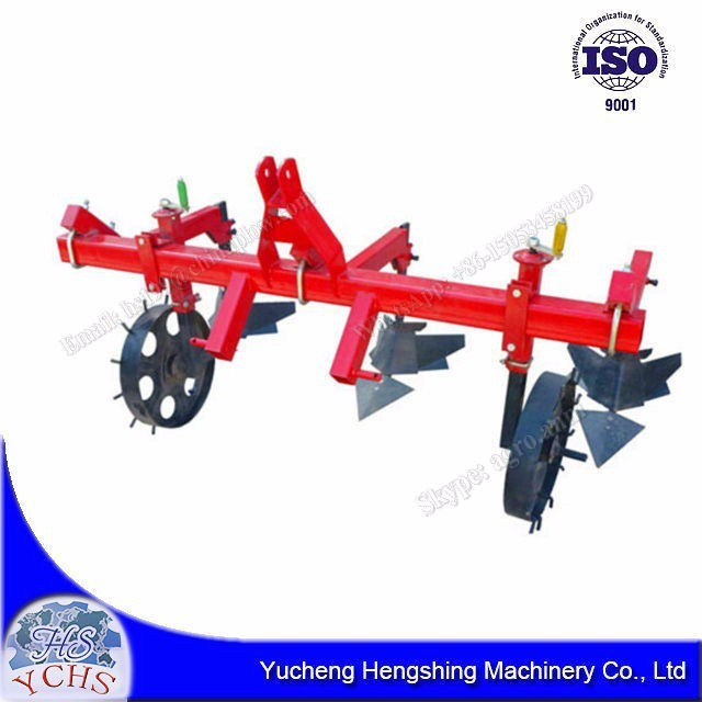 Agricultural plow farm machine cultivator weeder