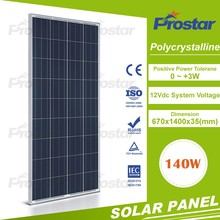 Flexible module 40w 12v solar panel Polycrystalline