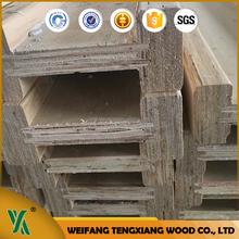 Timber type H20 wooden I Beam for construction