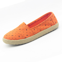 New Product China cheap flat ladies woman shoes in casual