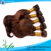 Wholesale 20 inch virgin remy brazilian hair weft