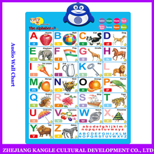 Eductional Wall Chart Learning Phonetic Chart