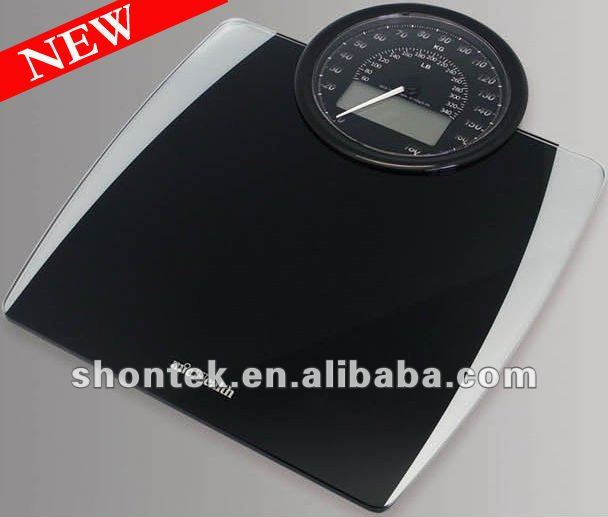 Unique Dual Display Weighing Scale