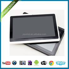 Best 7 inch cheapest China brand dual core android 4.2 jellybean tablet pc free software download