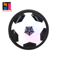 indoor football game safe light-up air power hover soccer ball for souvenir gift