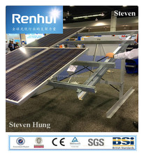 solar pv vegetable greenhouse mounting system and solar pv bracket with CE UL TUV mark