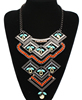 2016 long crystal jewelry joyeria necklace maxi necklace N5246