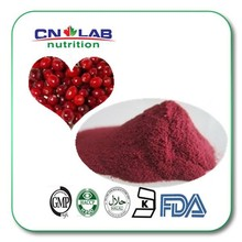 Biggest Supplier Cranberry Juice Extract U.S.A Import Vaccinium Macrocarpon Proanthocyanidins 5%-70% UV,HPLC,DMAC Kosher Halal
