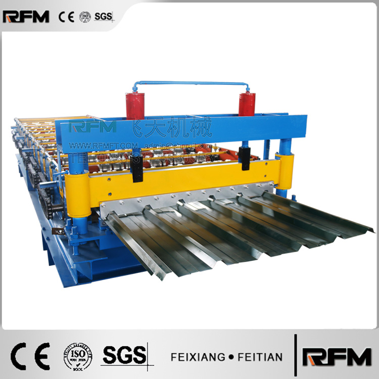 Steel Wall Roof Sheet Roll Forming Machine Professional Manufacturer/galvanized Zinc Roof Shingle Production Line