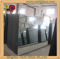 Size 610*930mm 600*900mm 1mm thickness super thin sheet glass aluminum mirror india