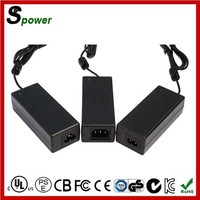 High Efficiency CE UL approved Power Adapter 12V 7A for led light