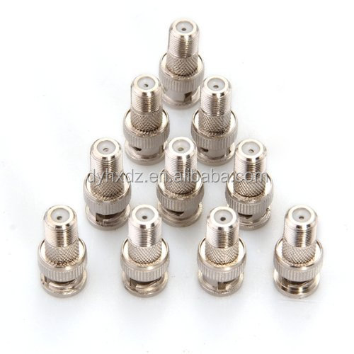 rg 59 rg6 BNC Male to F Female Adapter rf connectors and adapters