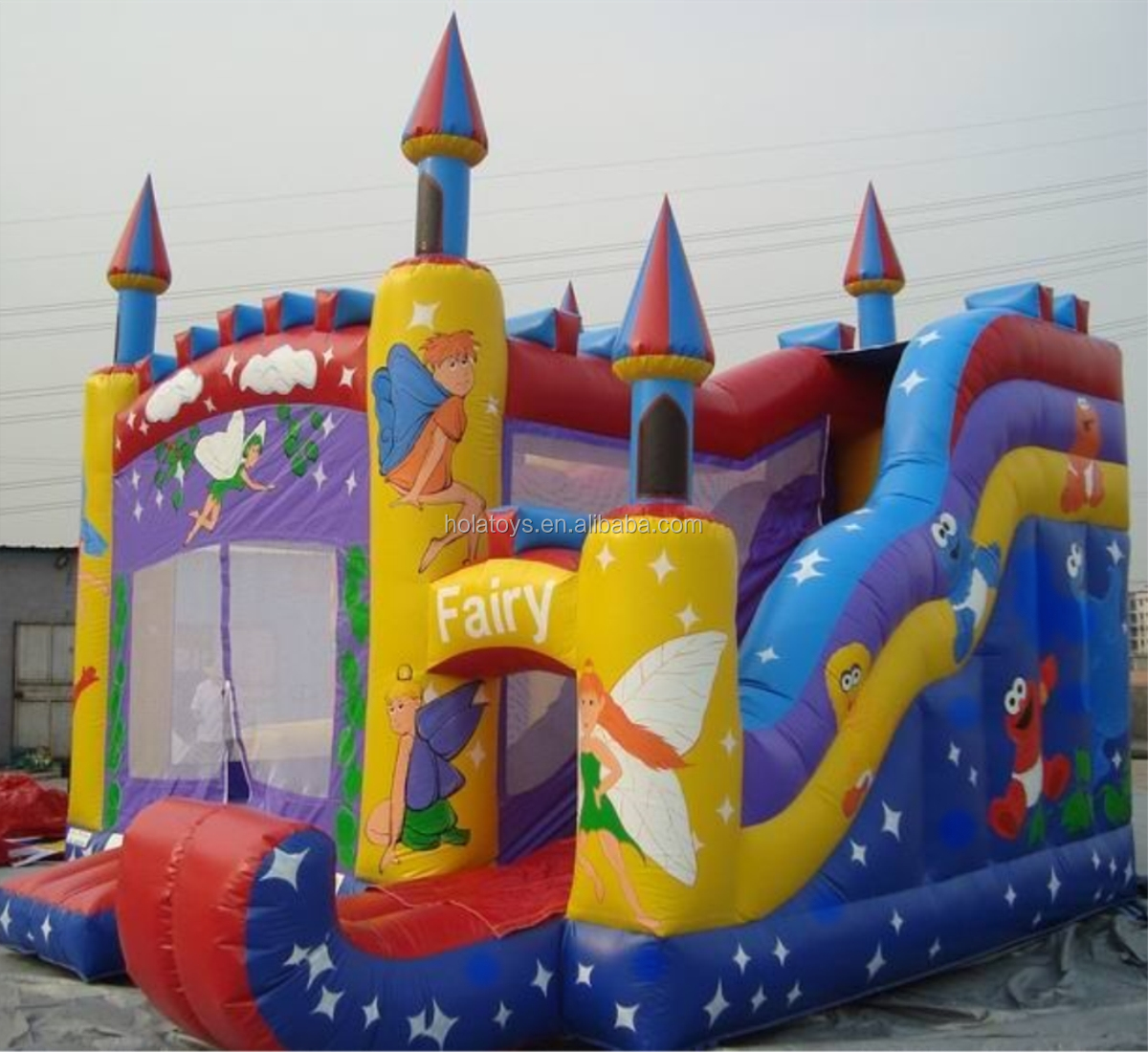 Hola new bouncy castle/inflatable bouncer/bounce house for sale