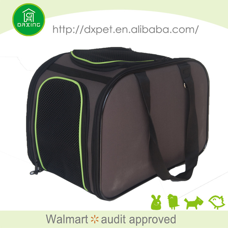 DXPB043 Wholesale popular use expandable airline approved dog carriers for small dogs