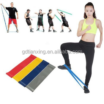 GYM Resistance Bands Set Exercise Bands Workout Bands Stretch Bands