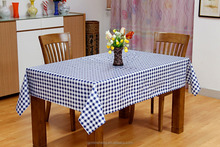 Plastic Tablecloths in Rolls Thick Printed Cover Table Cloth