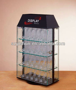 Acrylic watch display stand acrylic watch showcase display