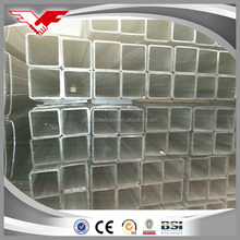 SHS RHS ASTM A500 1000x1000 MS Square STEEL Tube manufacture