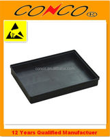 ESD TRAY ANTISTATIC TRAY CONDUCTIVE PP TRAY