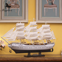 Handcrafts Bush, Mayflower, Pearl ship model, handmade carving voyage wooden sailing boat