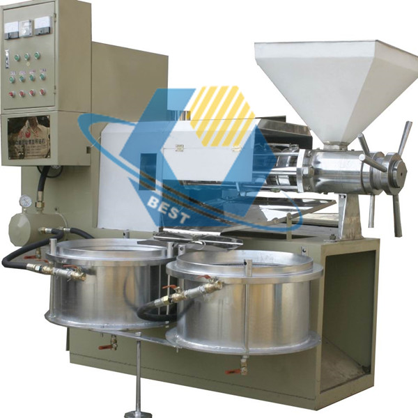 New type oil press vegetable oil for cooking algae oil press