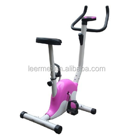 mini belt driven exercise bike
