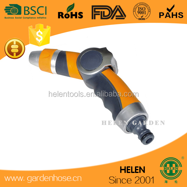 high pressure hose spray nozzle garden tools factory hose spray nozzle