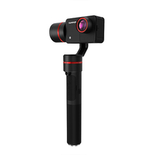Feiyu tech summon handheld 3 axis camera video gimbal stabilizer with 4K camera