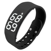 W2 Smart Watch Bracelet Smartband Phone Mate Pedometer Sleep Monitor Thermometer Track Calories Burned Fitness factory wholesale