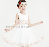 Designer embroidered baby girl party dress children frocks designs