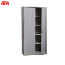 CAS-033 roller shutter door office cabinet / tambour door filing cabinet