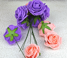 New product foam rose walmart wedding flowers