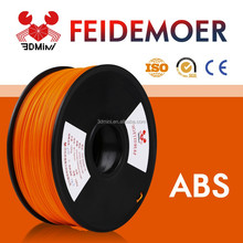 China Factory Manufacture 3d Consumables 3MM ABS Filament for 3D Printer