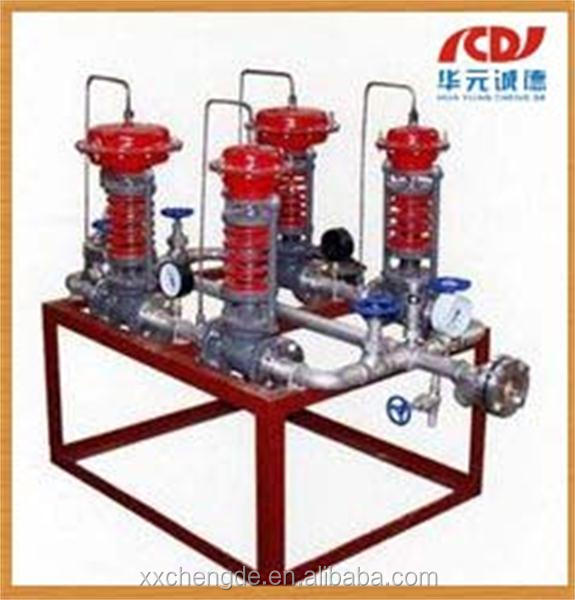ZDT40 high quality automatic operation nitrogen gas pressure regulator